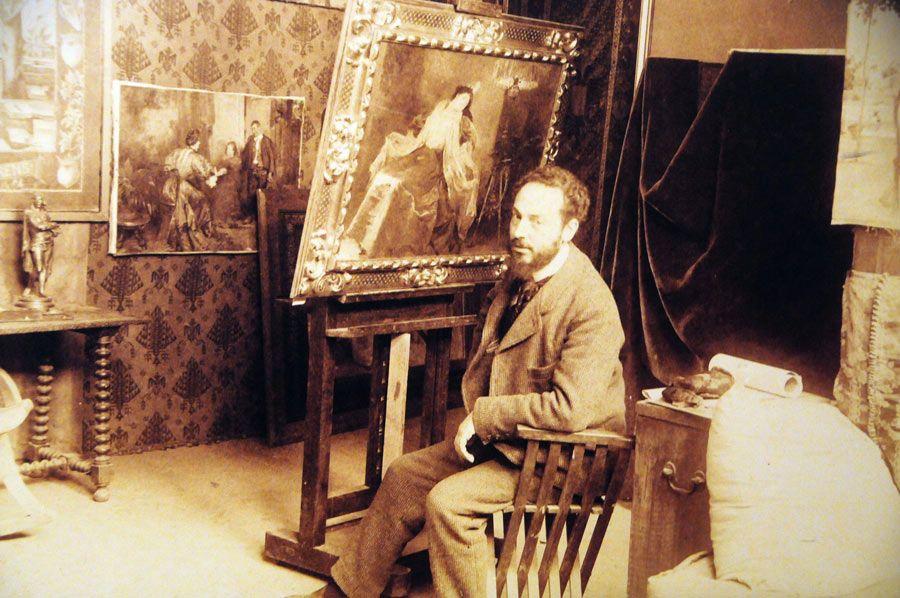 museo pintor jose garnelo en montilla