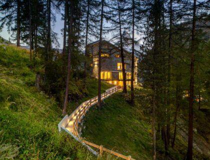 hotel cervo zermatt en suiza