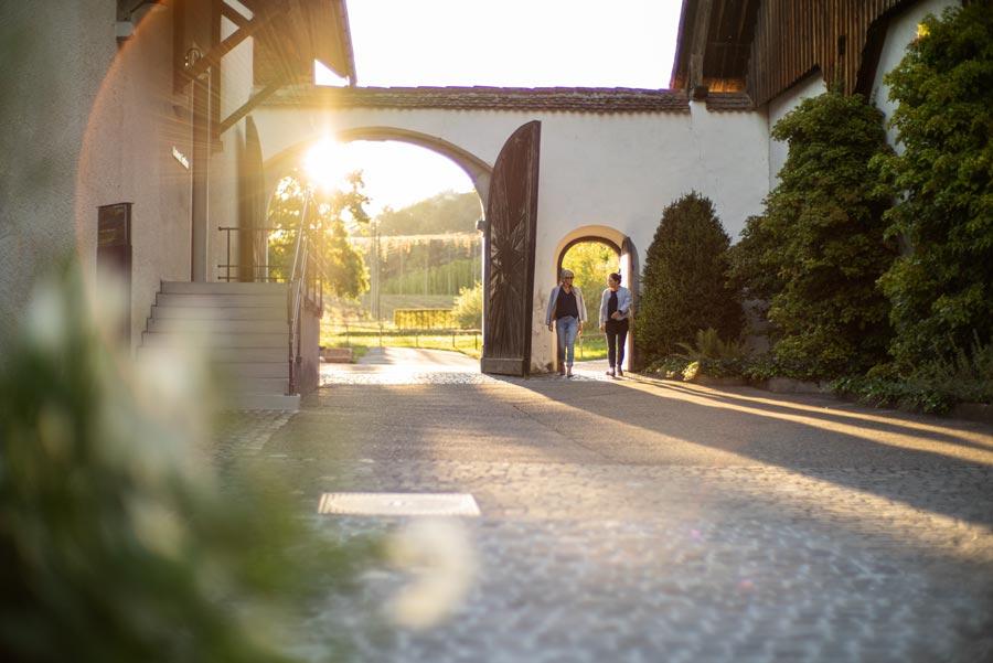 Cartuja de Ittingen hoteles de suiza