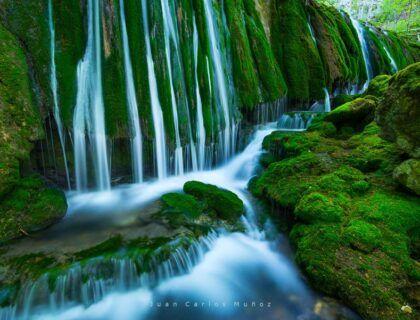 como llegar a las cascadas de toberia