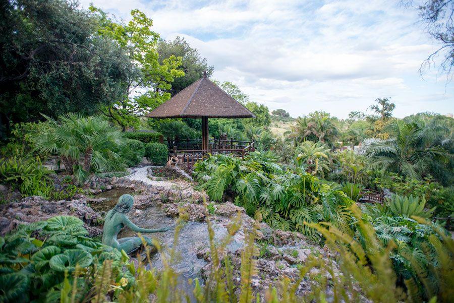 jardin botanico de torremolinos