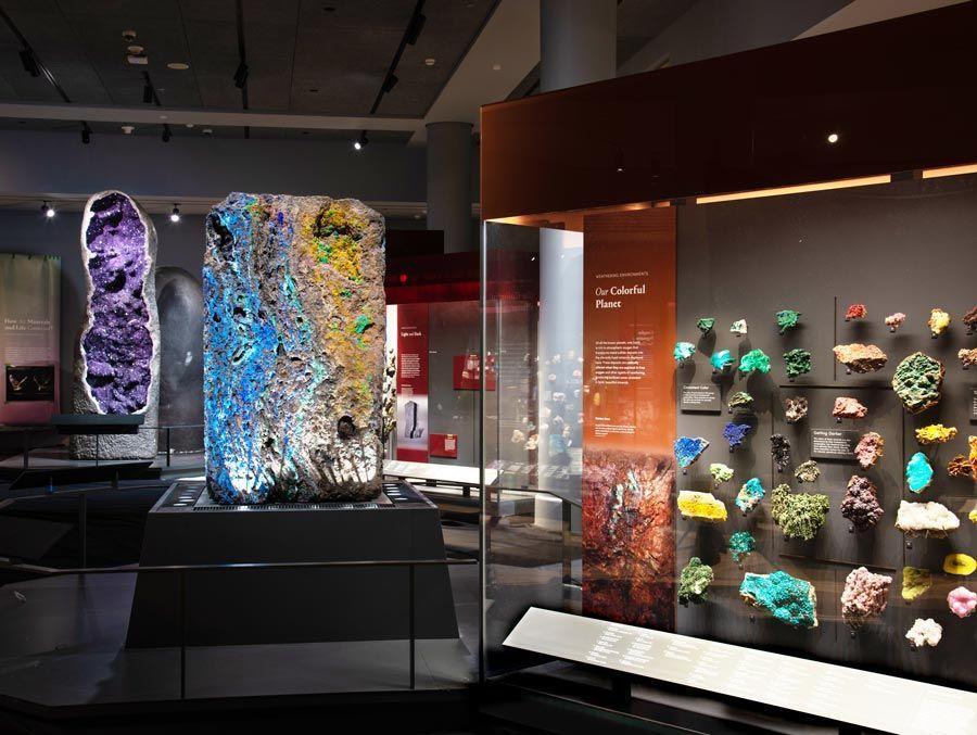 museo minerales y gemas nueva york