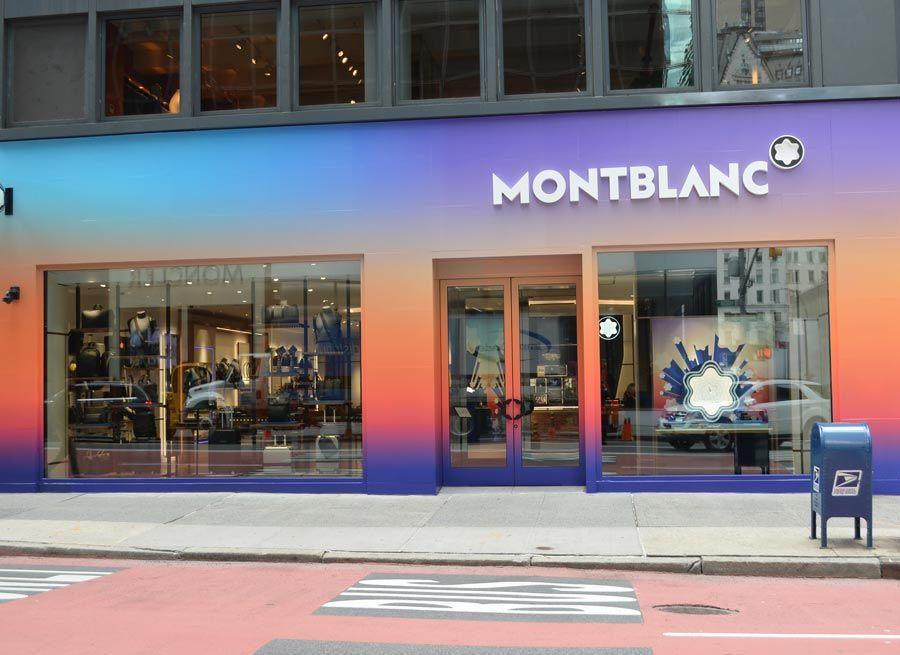 compras tienda montblanc en madison avenue