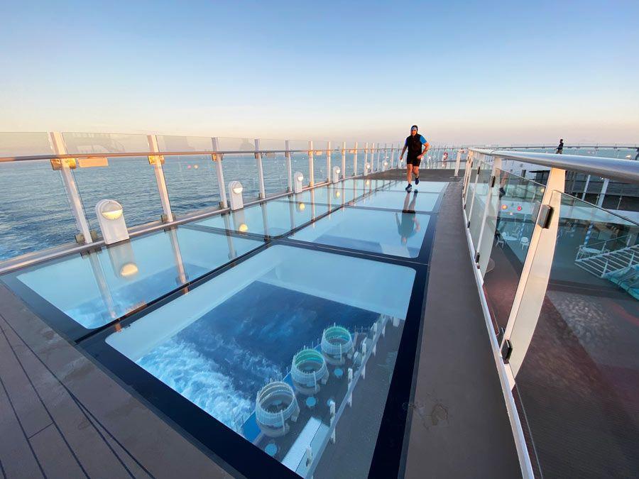deporte en el costa smeralda viajar en crucero