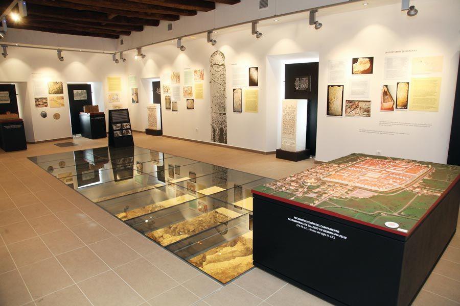 planes en leon centro interpretacion romano
