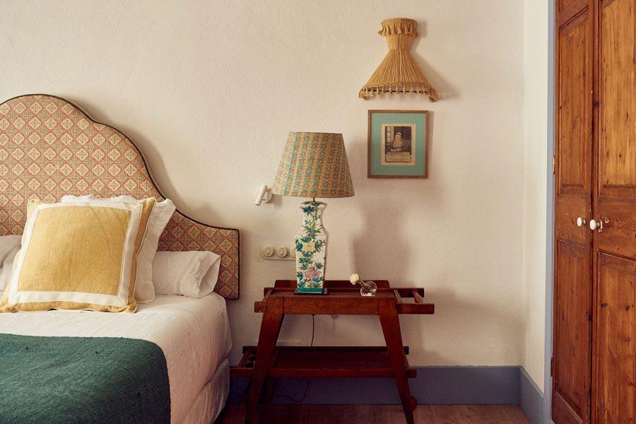 habitacion de Cristine Bedfor