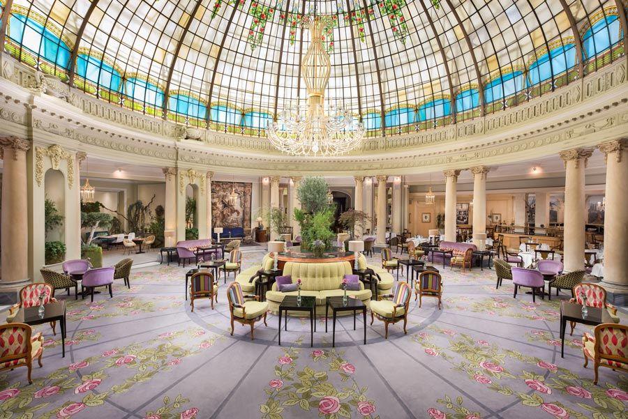 la rotonda hotel palace madrid