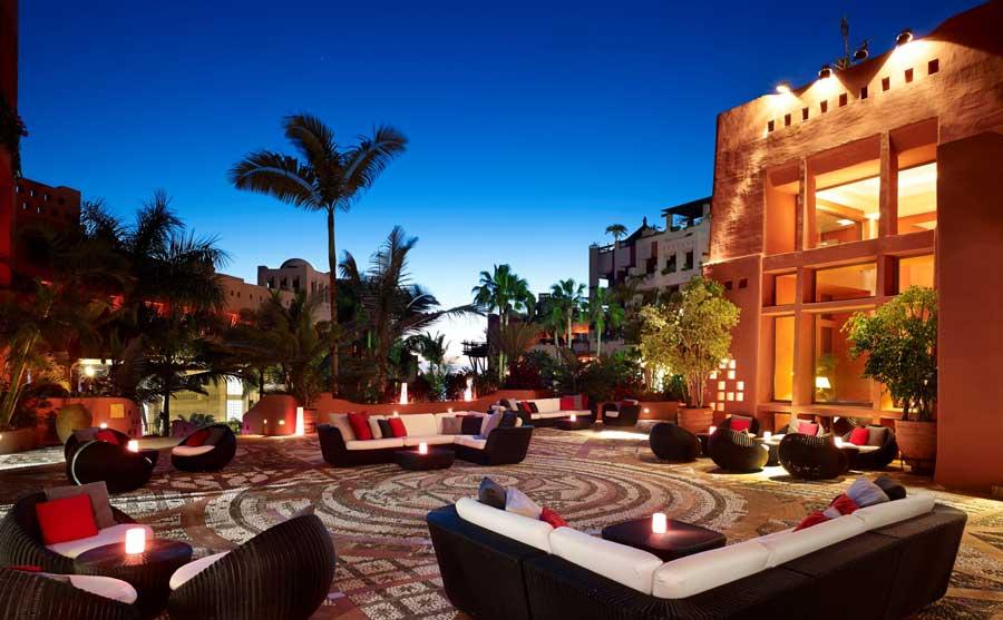 Lobby Bar del hotel Abama