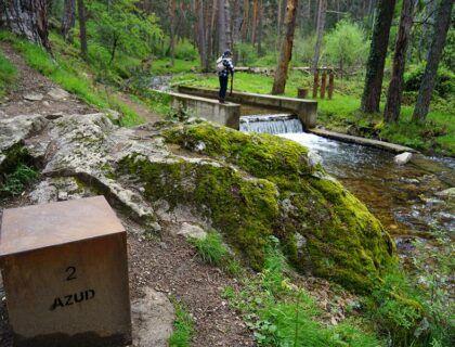 valle acebeda ruta acueducto segovia