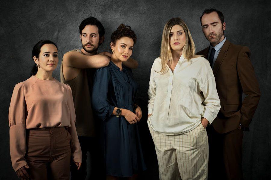 actores de raclette kimera teatro