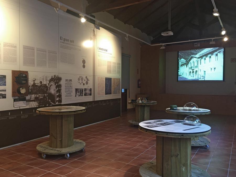 Museo Hidroelectrico de Capdella vall fosca