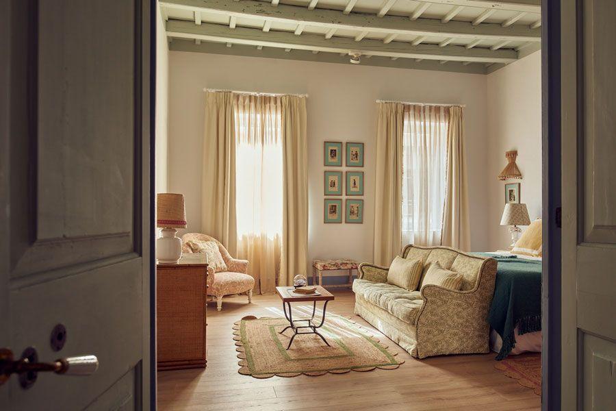 habitacion de lujo en Menorca