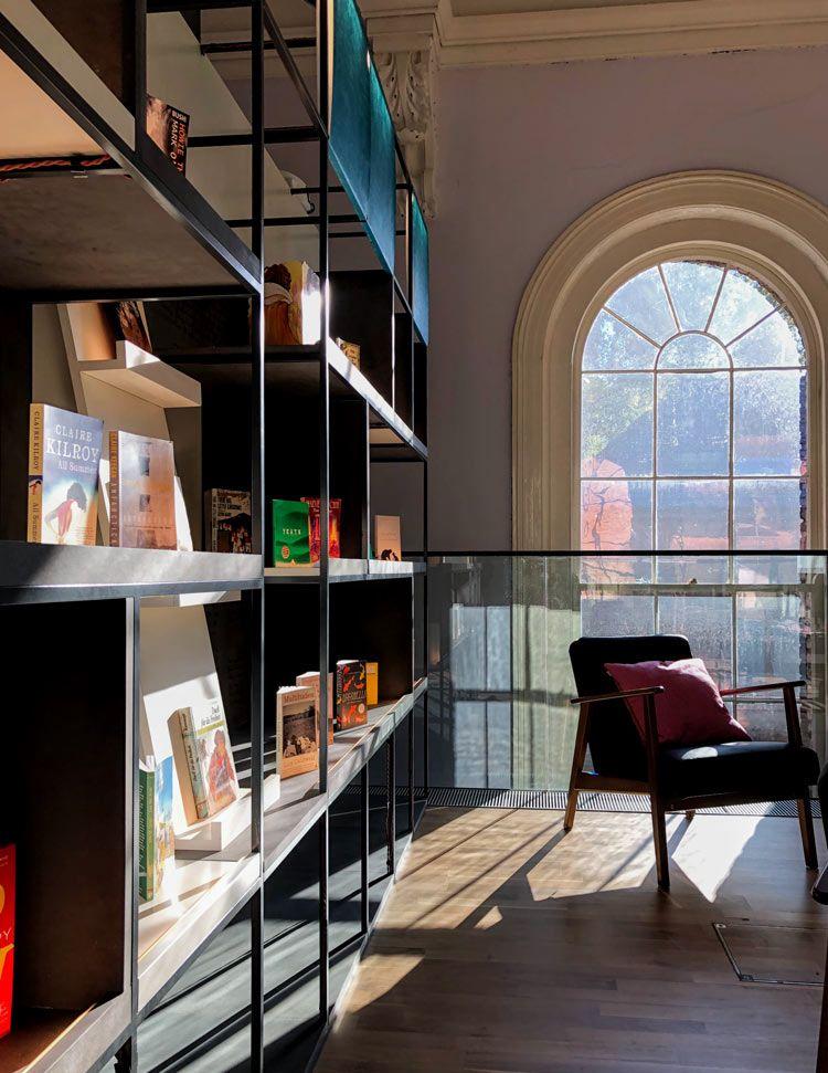 Museo de Literatura ruta de ulises en Dublin