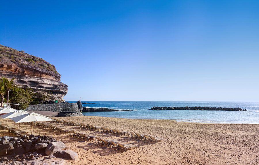 playa del hotel abama