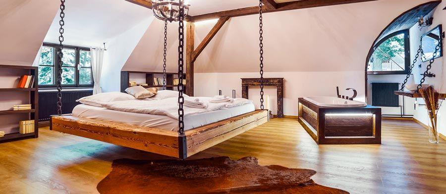 Resort Mlyn Cernovice hoteles en la republica checa originales