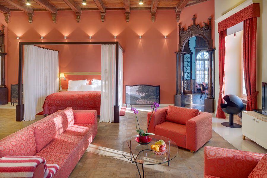 Chateau Heralec hotel lujo en la republica checa