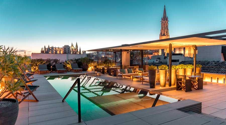 bares en hoteles de Palma