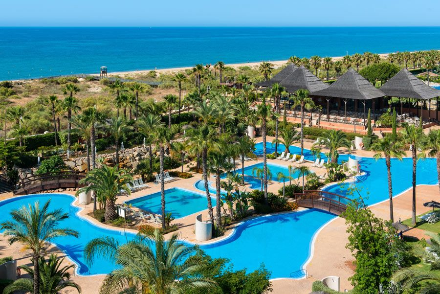piscinas Puerto Antilla Grand Hotel