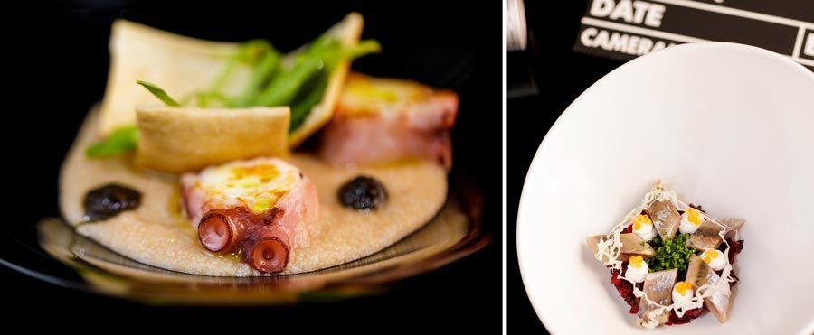 pulpo y caviar hotel palace madrid