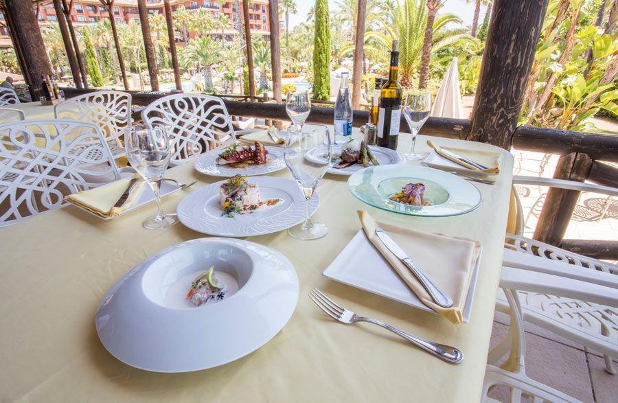 Restaurante del Puerto Antilla