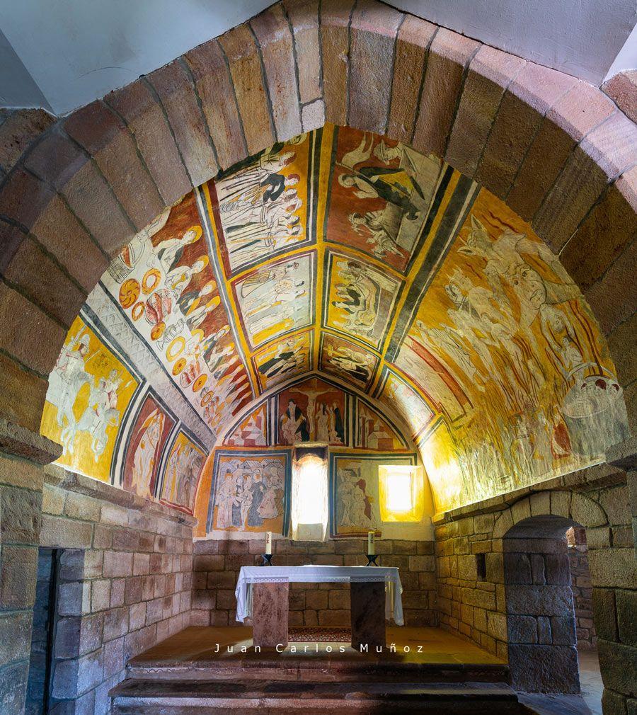 iglesia santa olalla cantabria