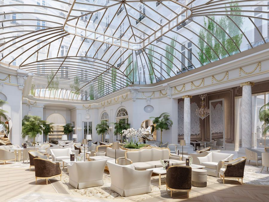 hotel de lujo Mandarin Oriental Madrid