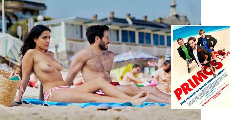 playa comillas pelicula primos