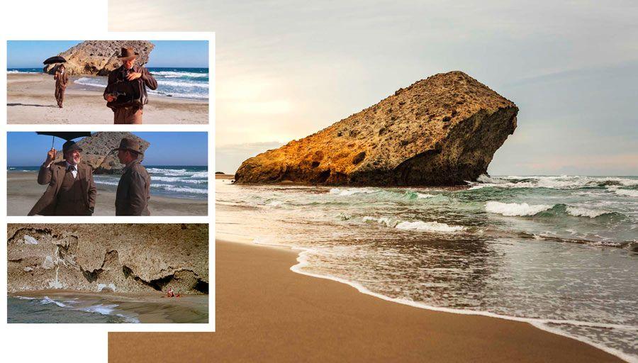 playa del monsul indiana jones