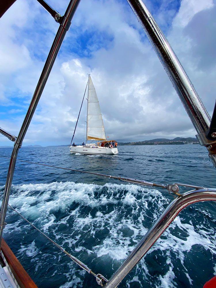 camino de santiago por mar en galicia