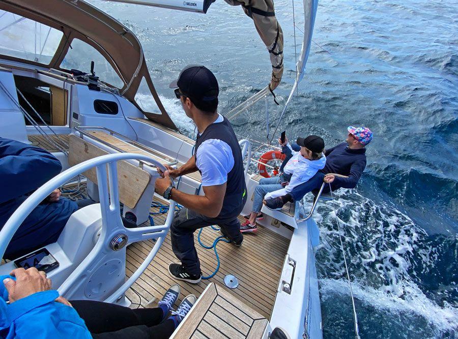 velero sailway camino de santiago