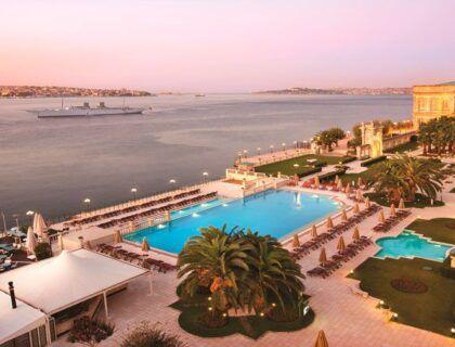 Hotel de lujo Çirağan Palace.