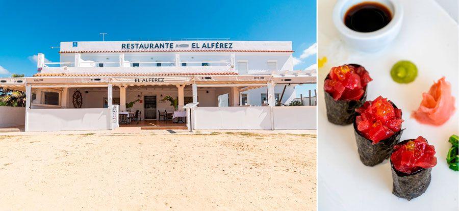 Restaurante El Alférez.