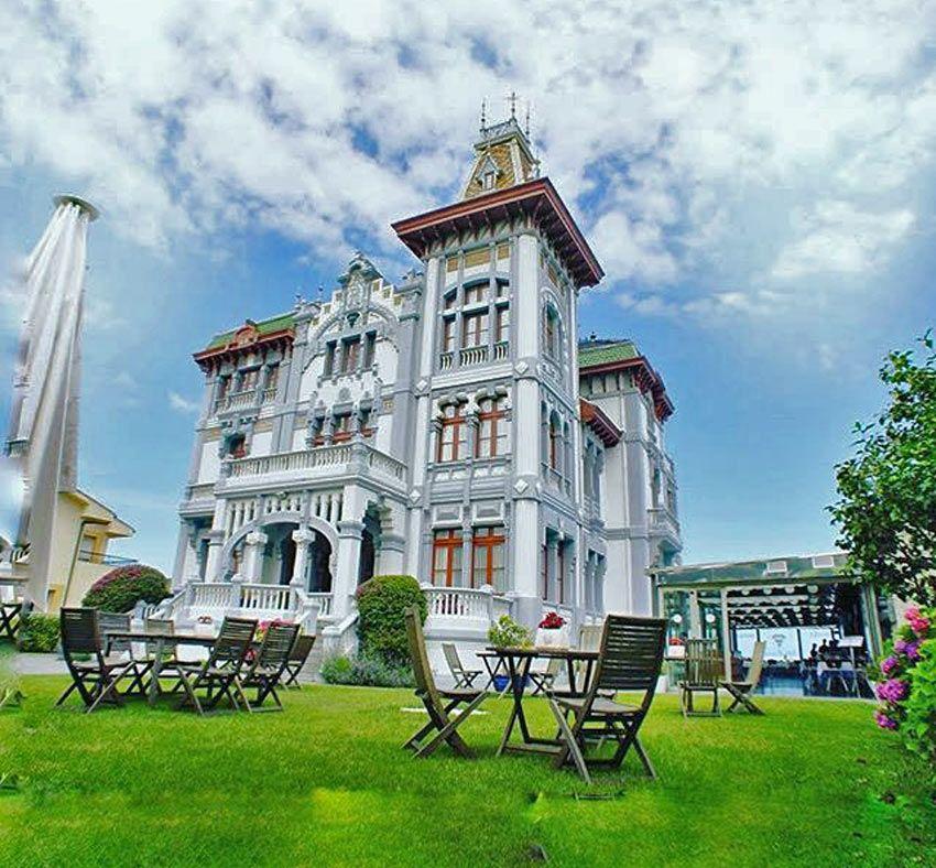 hotel villa rosario asturias