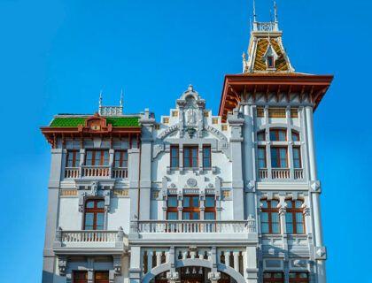 hotel villa rosario palacio indiano