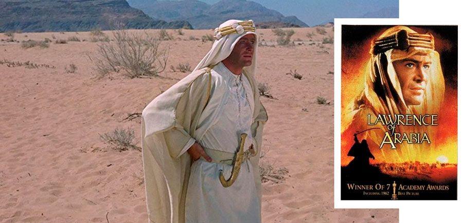 playa algarrobico en lawrence de arabia
