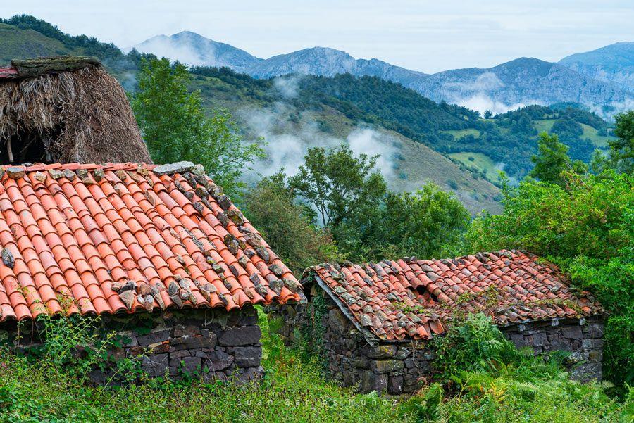 cabana en tuiza teverga asturias