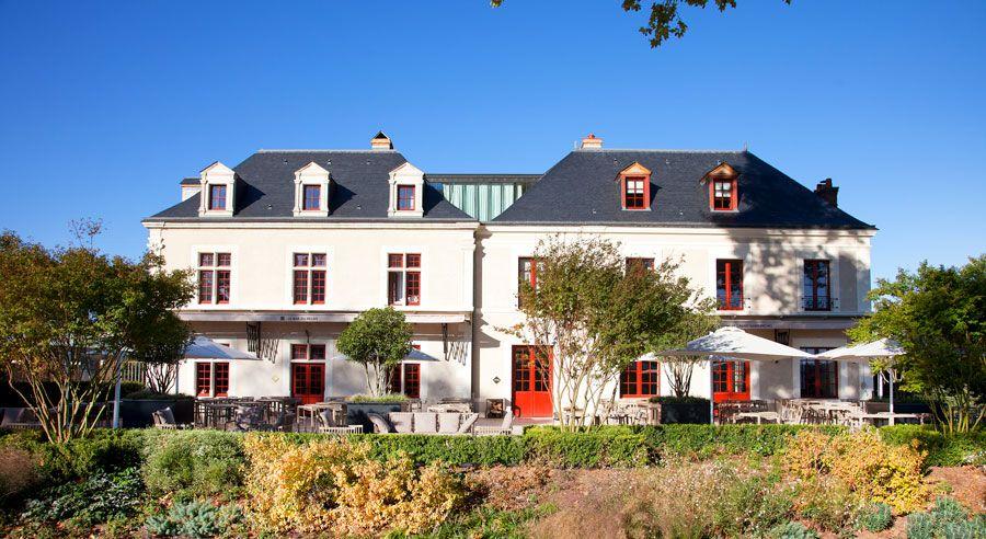 Relais de Chambord.