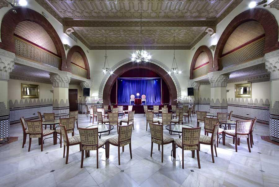 El Salón Teatro (antiguo Teatrillo).