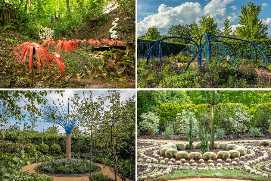 22 Festival de los Jardines de Chaumont sur Loire
