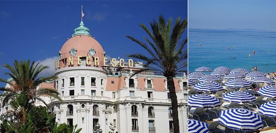 hotel negresco niza costa azul