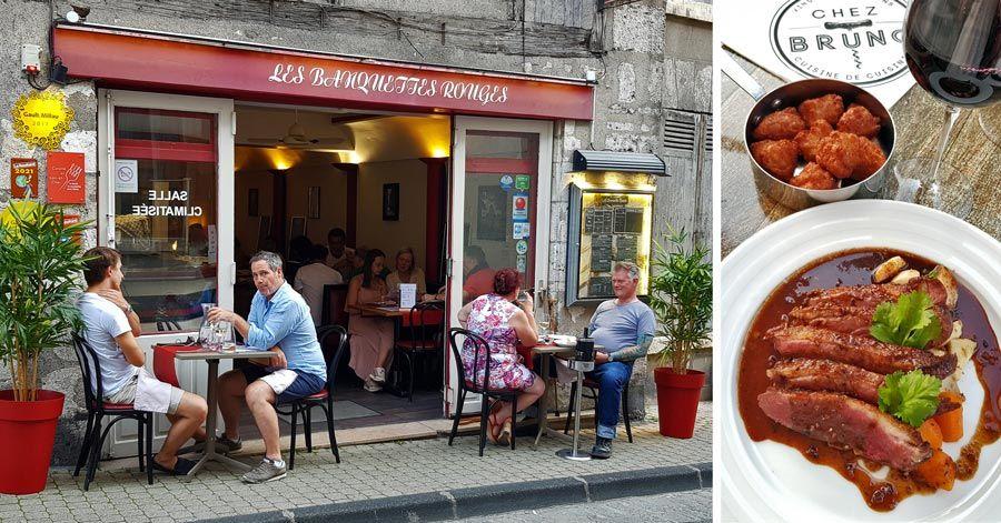 Restaurante Les Banquetes Rouges y chez bruno