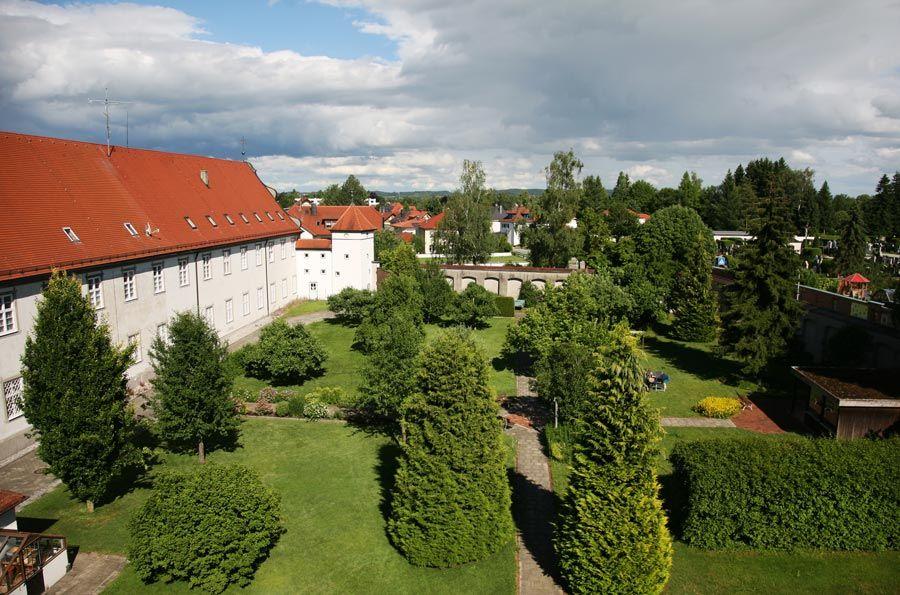 convento hotel Kuroase im Kloster en Bad Worishofen