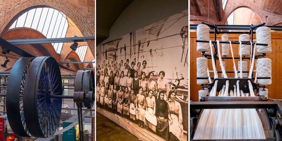 interior museo ciencia y tecnologia de terrassa