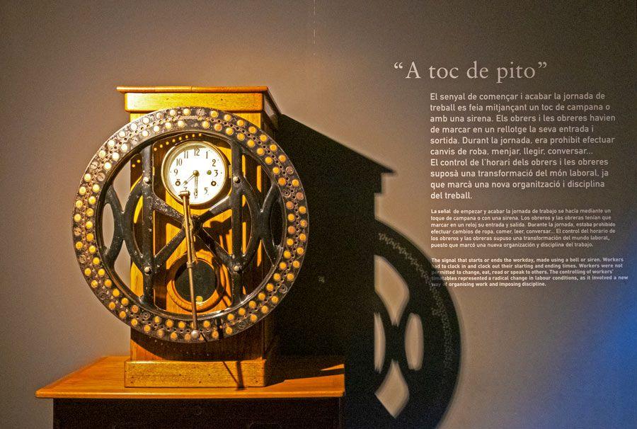 reloj fabrica vapor aymerich