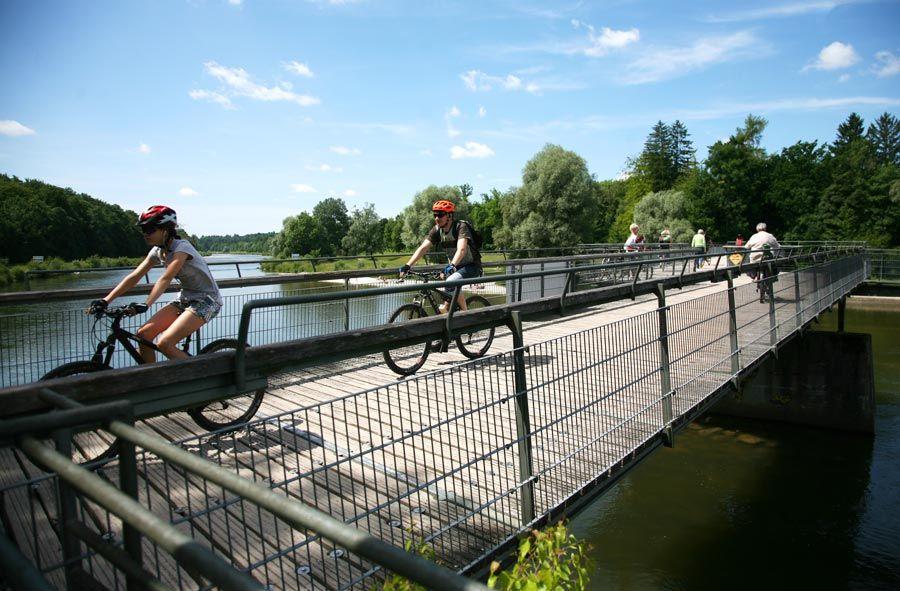ruta ciclista munich