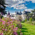 castillo de chaumont sur loire valle loira