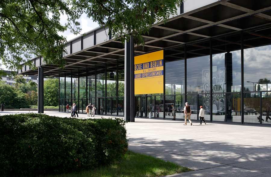 Galería Nacional de Berlín
