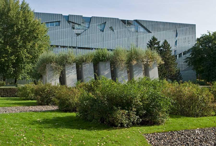 Museo Judío de Berlín.