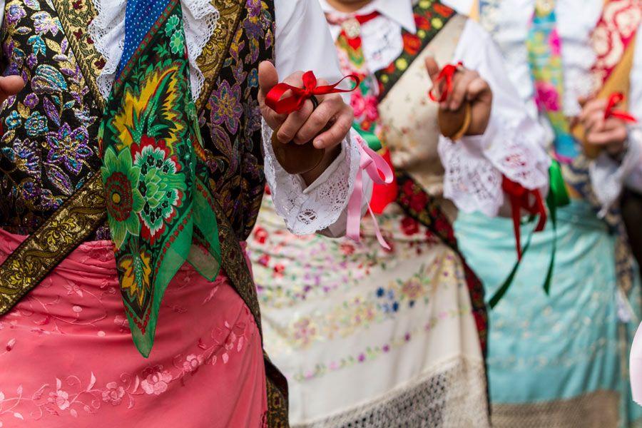fiestas la siberia extremena