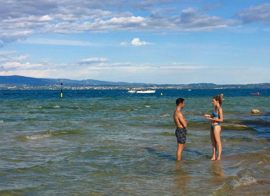 jamaica beach en sirmione